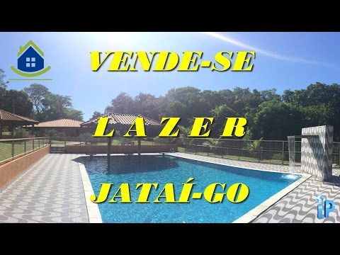 VENDE-SE Chacara de Luxo em Jataí Goiás (Cód. 0092)