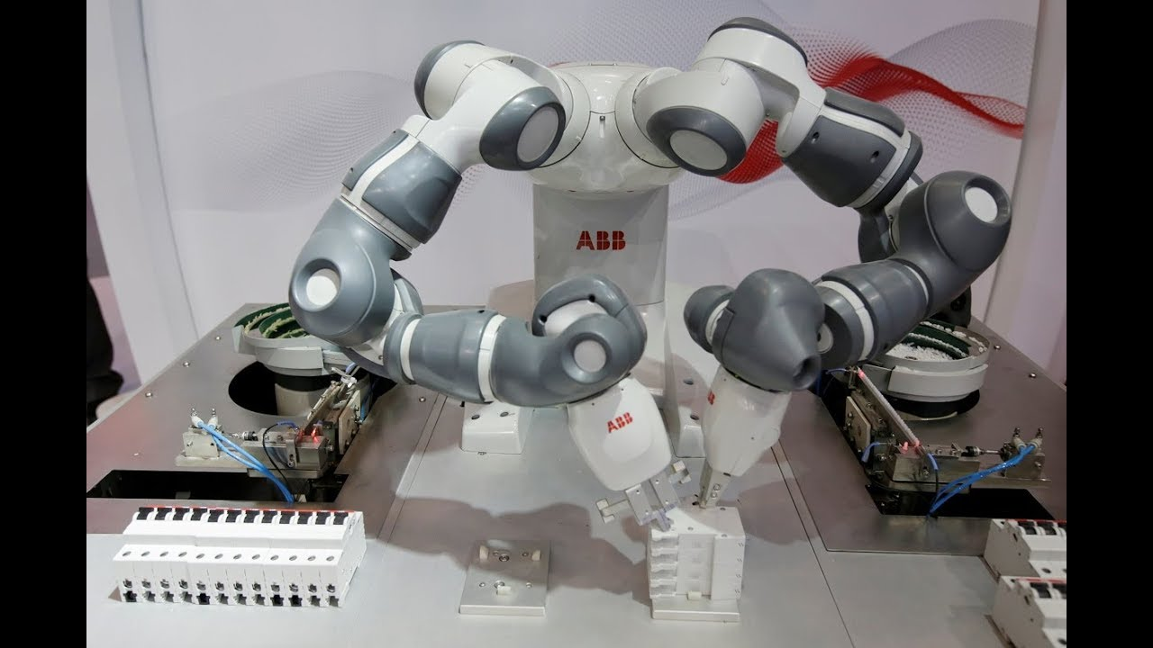 What Will a Future With Robots Look Like?