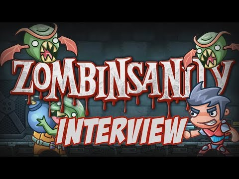 Zombinsanity interview Thumbnail