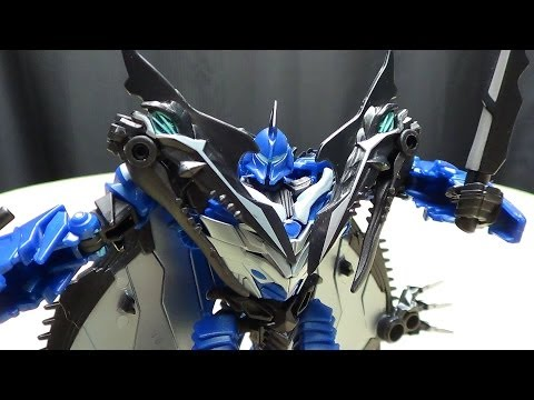 Transformers Age of Extinction Deluxe STRAFE: EmGo's Transformers Reviews N' Stuff