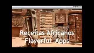 Receitas Africanos Vídeo YouTube