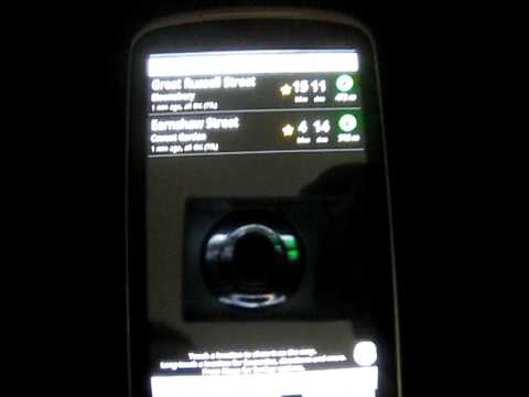 Video of Cycle Hire Widget Lite