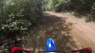 8. 2018 Yamaha YZ250FX Freedom Cycle demo day.