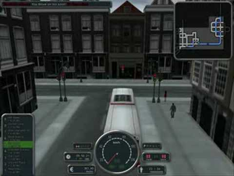 Bus Simulator 2008 Fail Mission