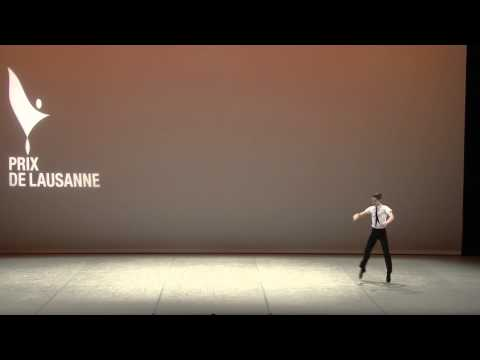 Julian MacKay - 2015 Prix de Lausanne Prize Winner - Contemporary variation