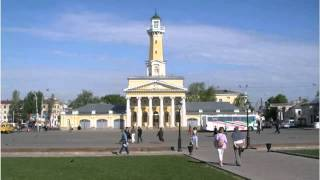 Kostroma Russia  city pictures gallery : Russian cities, Kostroma, photo, video