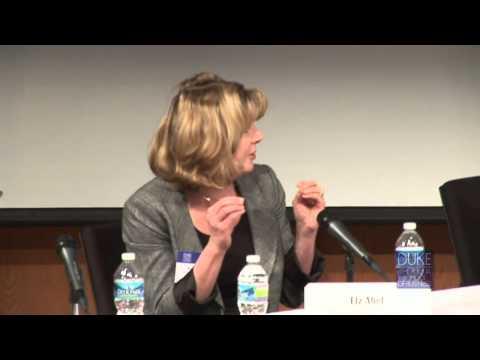 Duke MBA Gesundheit Konferenz:Medizinische Diskussionsrunde
