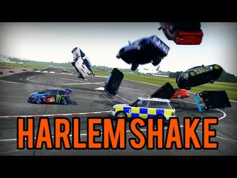 0 Harlem Shake, Forza Motorsport 4 Style [Video]