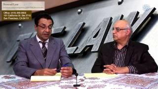 Interview Sean 01 C مصاحبه با شان دانراد قسمت سوم در تلویزیون پیام جوان