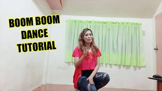 Video BOOM BOOM DANCE TUTORIAL MP3, 3GP, MP4, WEBM, AVI, FLV November 2018