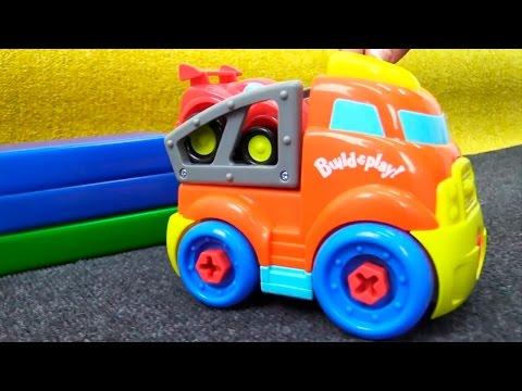 Машинки: Автовоз Автомобильный завод | Капуки Кануки