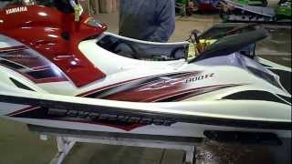 9. LOT 1373C 2003 Yamaha GP800R GPR 800 Waverunner Running 112.8 Hrs