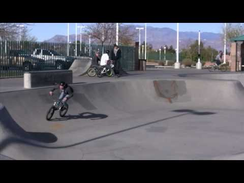 jorge and raav at YMCA skatepark