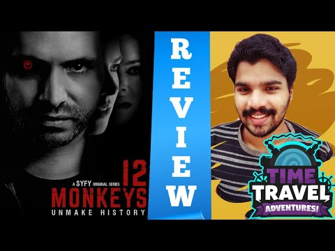 അണ്ടർറേറ്റഡ് ആയ മറ്റൊരു കിടിലം ഐറ്റം 🔥12 Monkeys (Tv Series)  Malayalam Review |