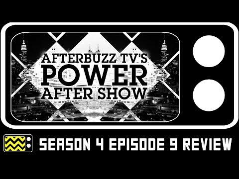 Power Season 4 Episode 9 Review w/ Brandon Victor Dixon   AfterBuzz TV