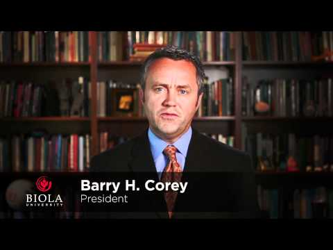 biola university - President Barry H. Corey explains Biola University's decision to challenge a controversial federal mandate that requires faith-based employers to provide ins...