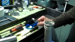 3. How to Service WP KTM Husaberg Closed Chamber Bladder Forks.mp4