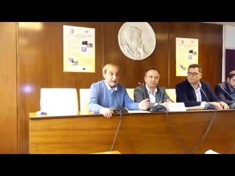 Χαιρετισμός Δήμαρχου Βύρωνα στην ημερίδα Ολοκληρωμένο Σύστημα Πληροφόρησης Επιβατών και Οδηγών για δρομολόγια Δημοτικής Συγκοινωνίας και για Διαθέσιμες Θέσεις Στάθμευσης, στους Δήμους Βύρωνα και Ηλιούπολης.