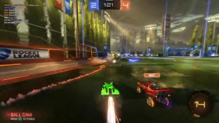RL 3v3 Competitive