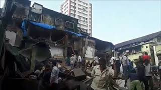 Mumbai building collapse