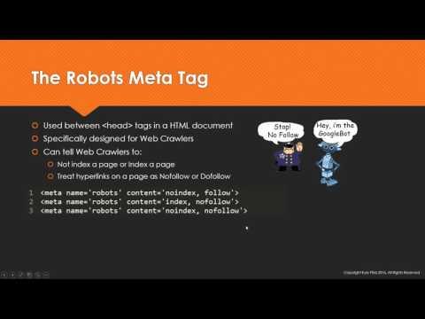 Robots.txt Explained - Thời lượng: 16 phút.