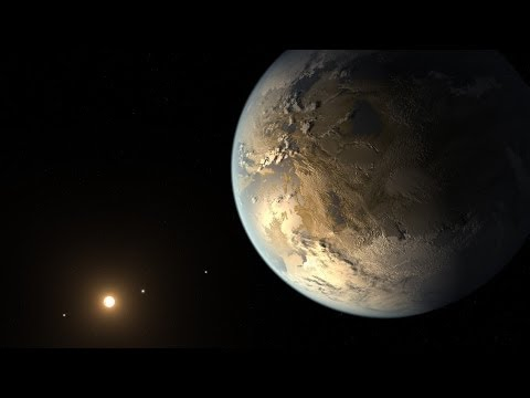 Planet - Astronomers have discovered the first Earth-size planet orbiting a star in the