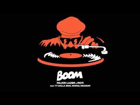 Video Major Lazer & MOTi - Boom (Feat. Ty Dolla $ign, Wizkid, & Kranium) download in MP3, 3GP, MP4, WEBM, AVI, FLV February 2017