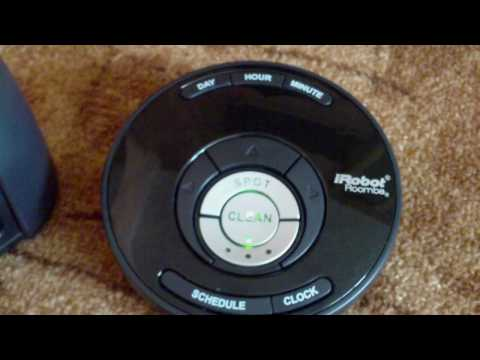 iRobot Roomba 581 - Virtual Wall Lighthouse + Remote Controler