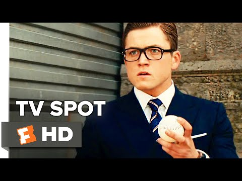 Kingsman: The Golden Circle TV Spot - Round Two (2017) | Movieclips Coming Soon