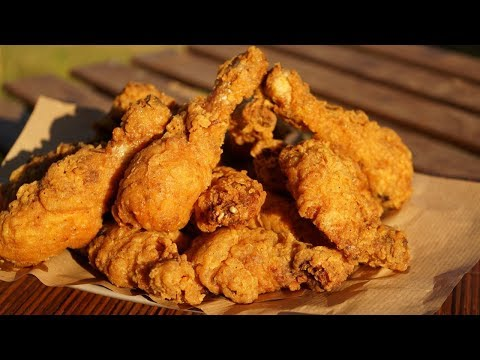 Poulet Frit Fast Food - Recette De Cooking With Morgane