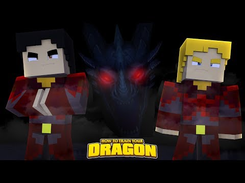 THE FIRE NATION HAVE A METEOR DRAGON?! - How To Train Your Dragon w/TinyTurtle