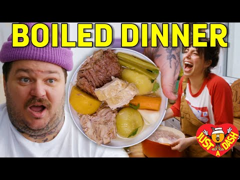 Fearless Flavors Boiled Dinner | Matty Matheson | Just A Dash | Ep 8