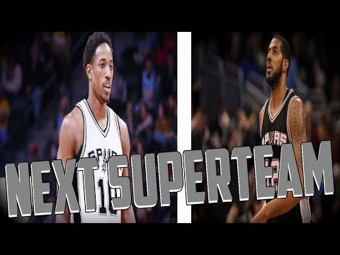 Why the Nba Should Be Scared of the Spurs!!!! (видео)