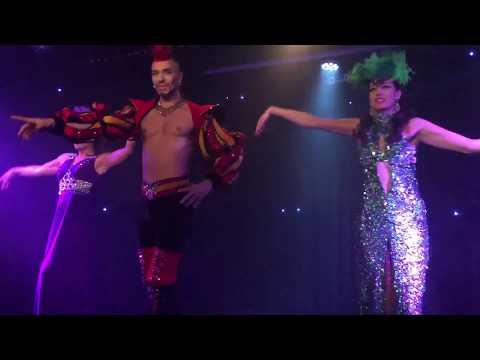 Cabaret Oh Paradis Final 2017