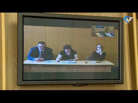 В Правительстве области прошла видеоконференция с представителями монопоселений региона
