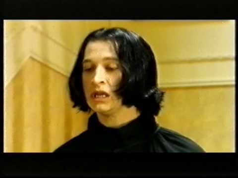James Hurn as Professor Snape in