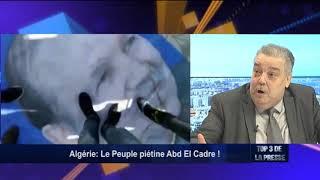Algérie: Le Peuple piétine Abd El Cadre !