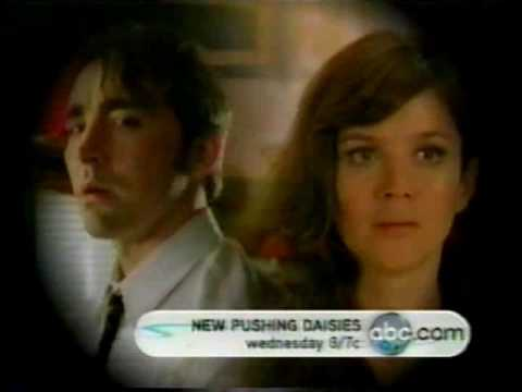 December 2007 - Promo for 'Pushing Daisies'