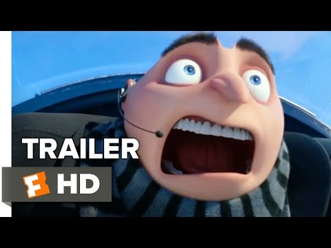 Despicable Me 3 Trailer #1 (2017) | Movieclips Trailers (видео)