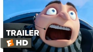 Video Despicable Me 3 Trailer #1 (2017) | Movieclips Trailers MP3, 3GP, MP4, WEBM, AVI, FLV Mei 2017