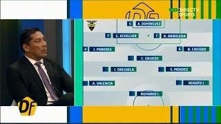 Ecuador del Bolillo no juega a nada | Bieler bloquea en TW a Pancho Molestina