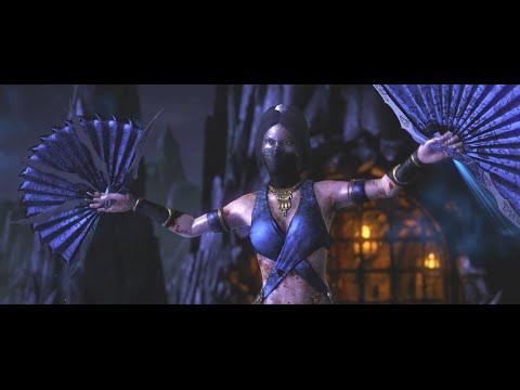 MKX Kitana Ranked #13(Assassin post patch) (видео)