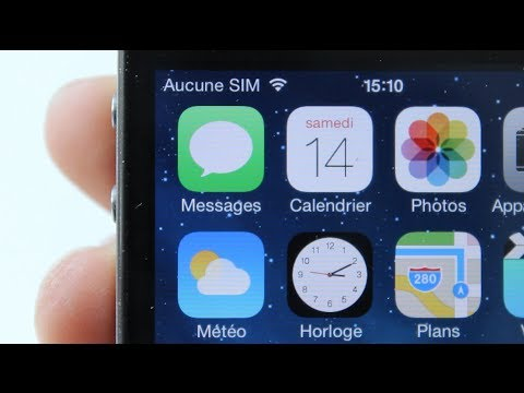 comment démarrer iphone 4s sans carte sim