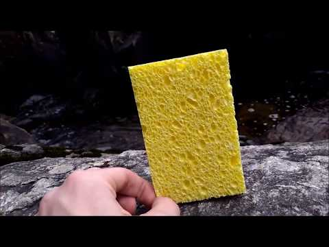 Spongebob Squarepants Anime Opening IN REAL LIFE!