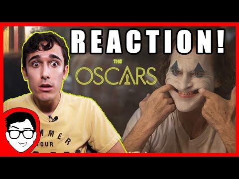 2020 Oscar Nominations REACTION!