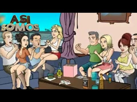 Video Así Somos: dibujos animados para adultos download in MP3, 3GP, MP4, WEBM, AVI, FLV January 2017