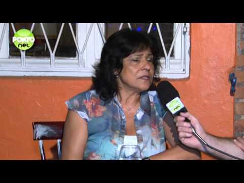 A advogada Maria Isabel Pereira da Costa é entrevistada por Ricardo Orlandini