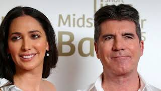 Simon Cowell house,  wife, son and dog   New star