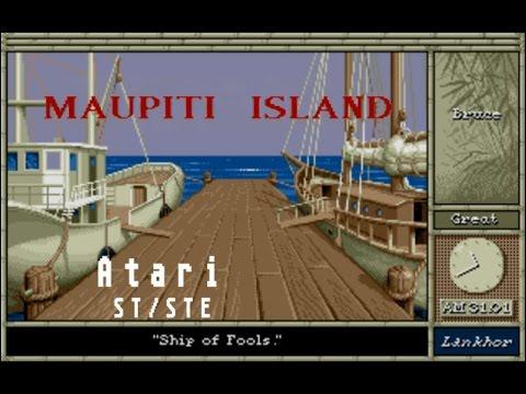 Maupiti Island Atari St