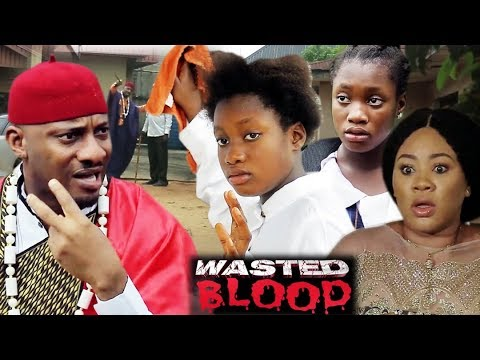 WASTED BLOOD 3&4  - Yul Edochie 2019 New Movie ll 2019 Latest Nigerian Nollywood Movie ll HD1080P